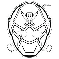 power rangers megaforce coloring pages # 6