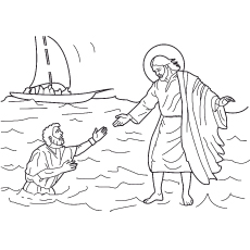 Top 25 Bible Coloring Pages For Your Little Ones