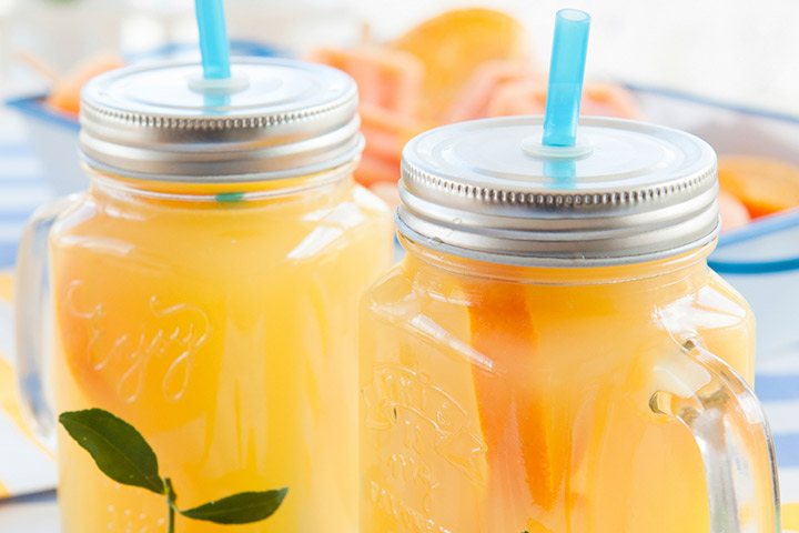 Homemade Health Drink For Baby