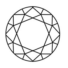 diamond coloring pages # 4