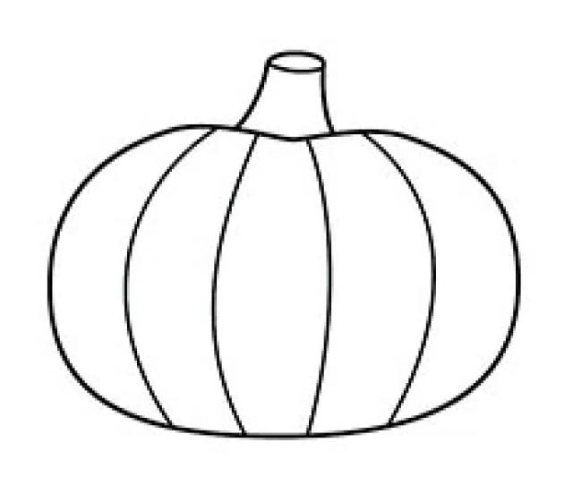 Top  Free Printable Pumpkin Coloring Pages Online