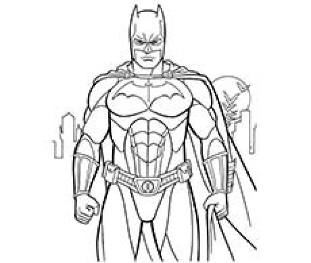 Top  Free Printable Superhero Coloring Pages Online