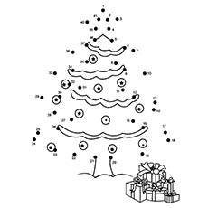 coloring pages of christmas trees # 66
