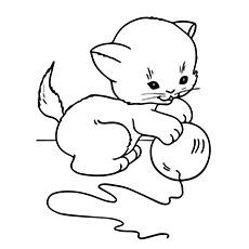 cute coloring pages of animals # 9