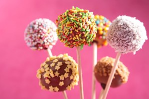 Party Ideas - Cake pops