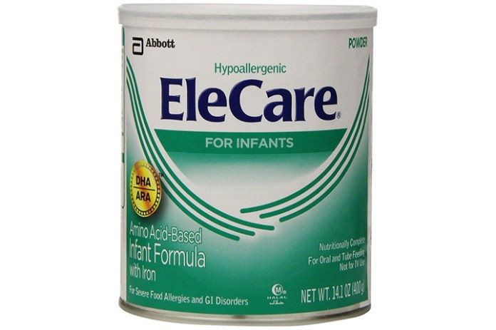EleCare For Infants