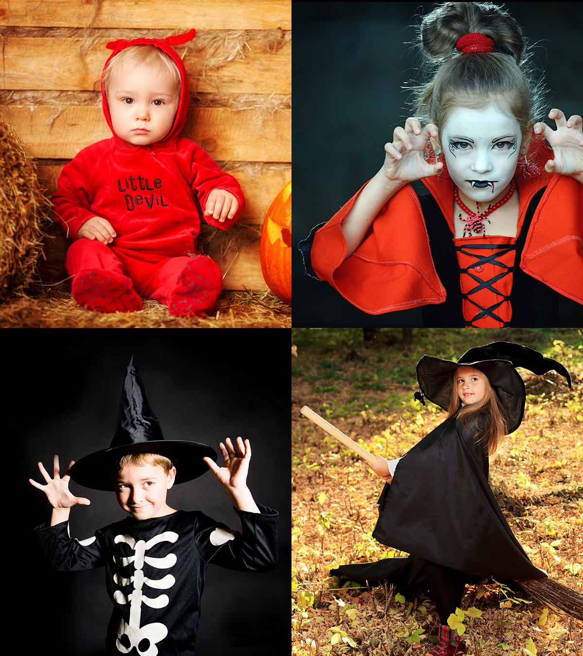 Fortunately, we have all the best scary costumes for babies, children and adults right here! 31 Scary Halloween Costumes For Kids And Tweens