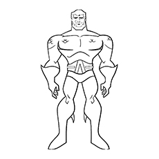 aquaman coloring pages # 57