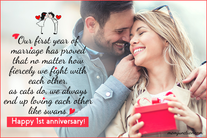 Happy Anniversary Message My Husband