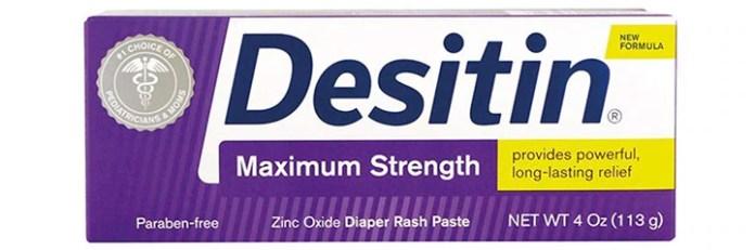Desitin Maximum Strength Baby Diaper Rash Cream