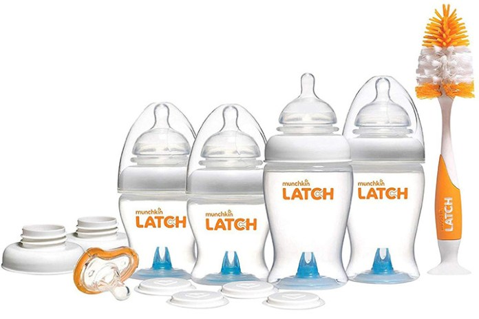 Munchkin Latch Baby Bottle Set