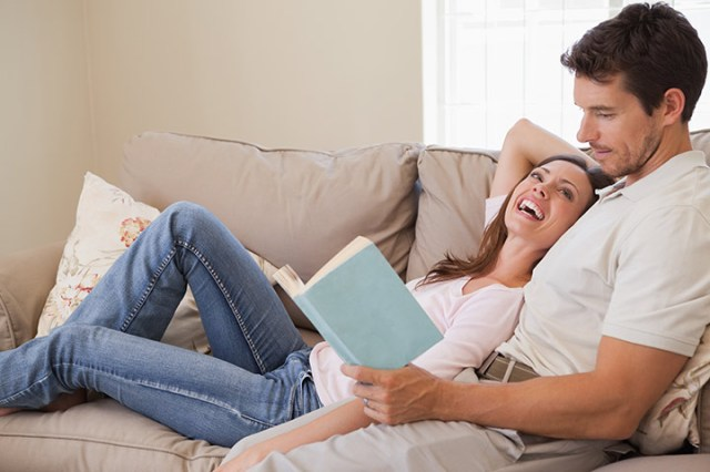 Read a book together