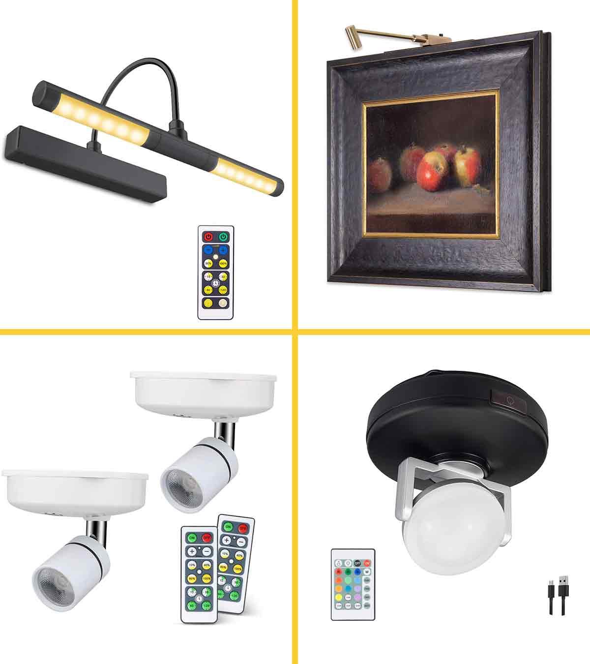 11 best cordless picture lights