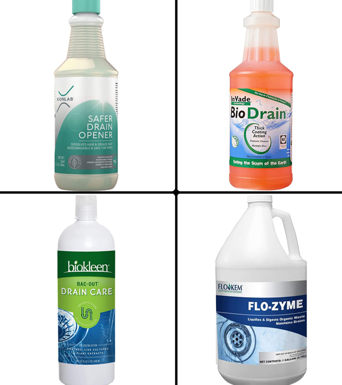 15 best drain cleaners in 2021 for