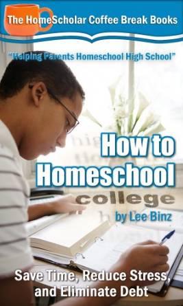 how to homeschool college