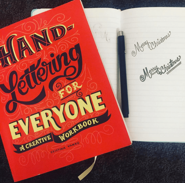 What I'm Learning from Handlettering