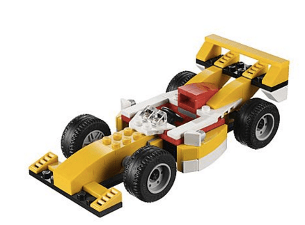 Get the LEGO Creator Super Racer for just $3.50 at Kmart right now!