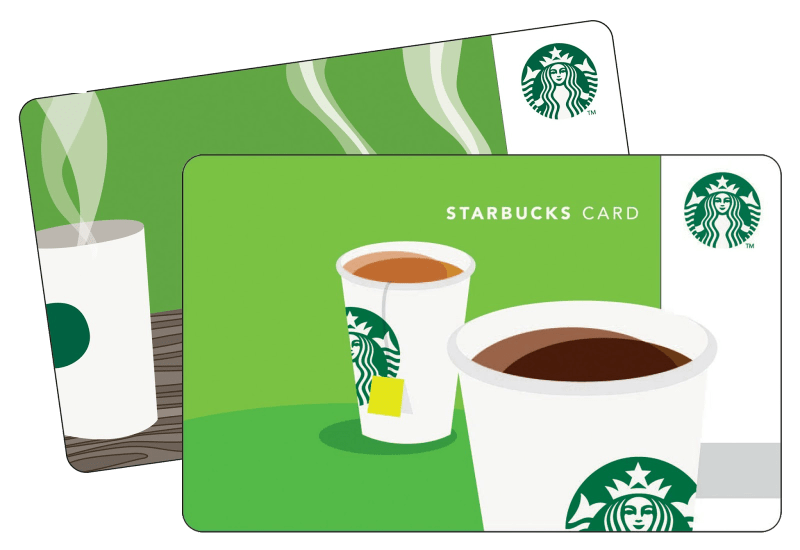 how to add a giftcard to the starbucks app