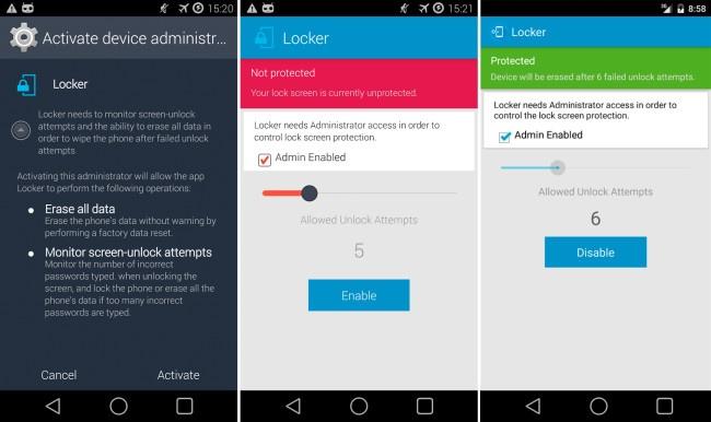 Unlocker para Android