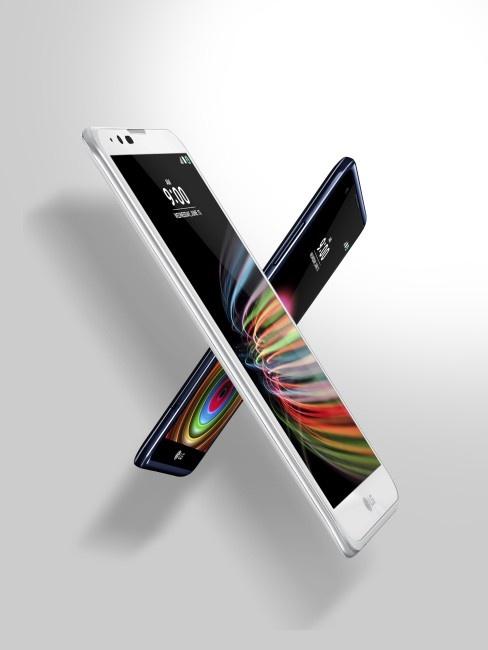 LG X Max y X Mach