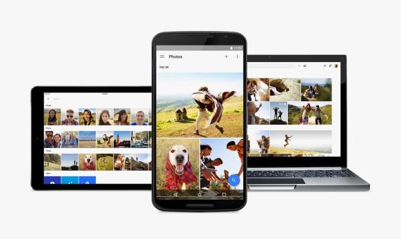 Google fotos dispositivos compatibles