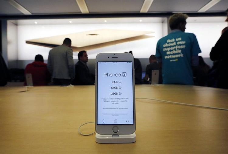Versiones de iPhone 6s
