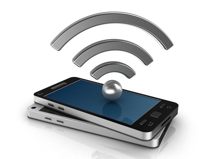 Tecnología WiFi ad para smarrtphones