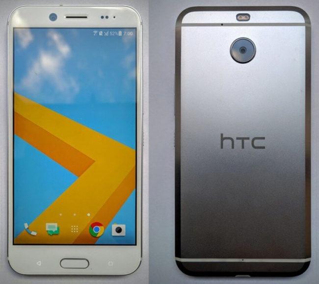 Diseño y características del HTC Bolt
