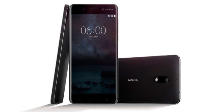 Nokia 6 con Android 7 Nougat