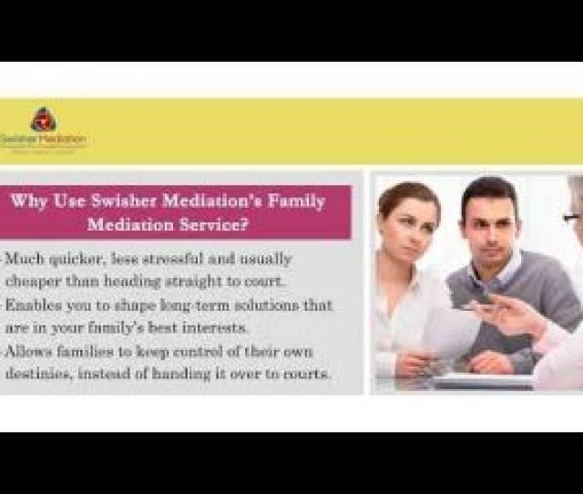 Family Mediation Services In Ellicott City Md Watch Now
