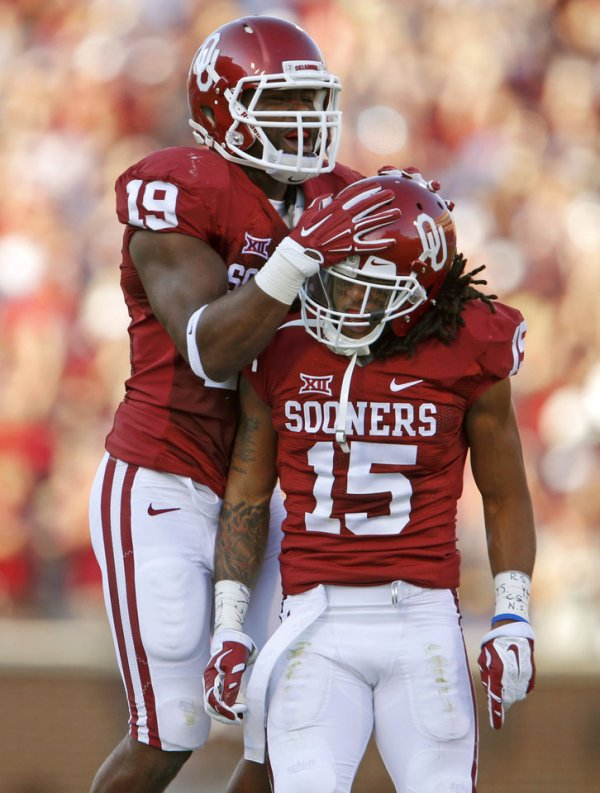 OU football: Ejection of Jordan Evans, suspension of Frank ...