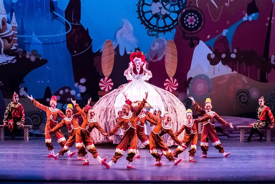 Interviews Video Oklahoma City Ballet Celebrates The Christmas Season Looks Ahead To 2017 With The Nutcracker