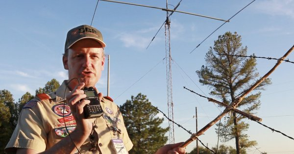 Oklahoma Boy Scouts learn art of ham radio News OK
