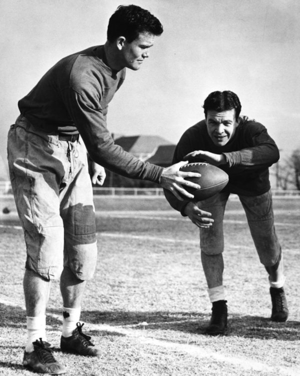Darrell Royal coached the Texas Longhorns, but he was ...