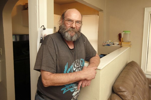 Chronically homeless population declines in Oklahoma City ...