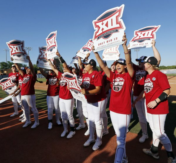 Oklahoma softball seeded No. 10, hosts regional Thursday ...
