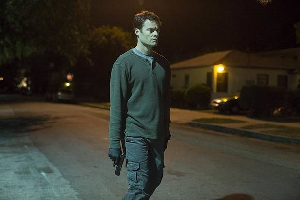 Bill Hader plays the lead role in the series of dark comics