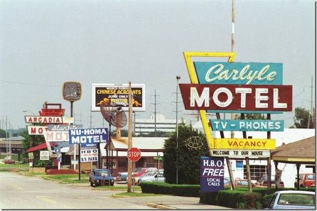 Tracing The Path Of Route 66 Through Oklahoma City News OK