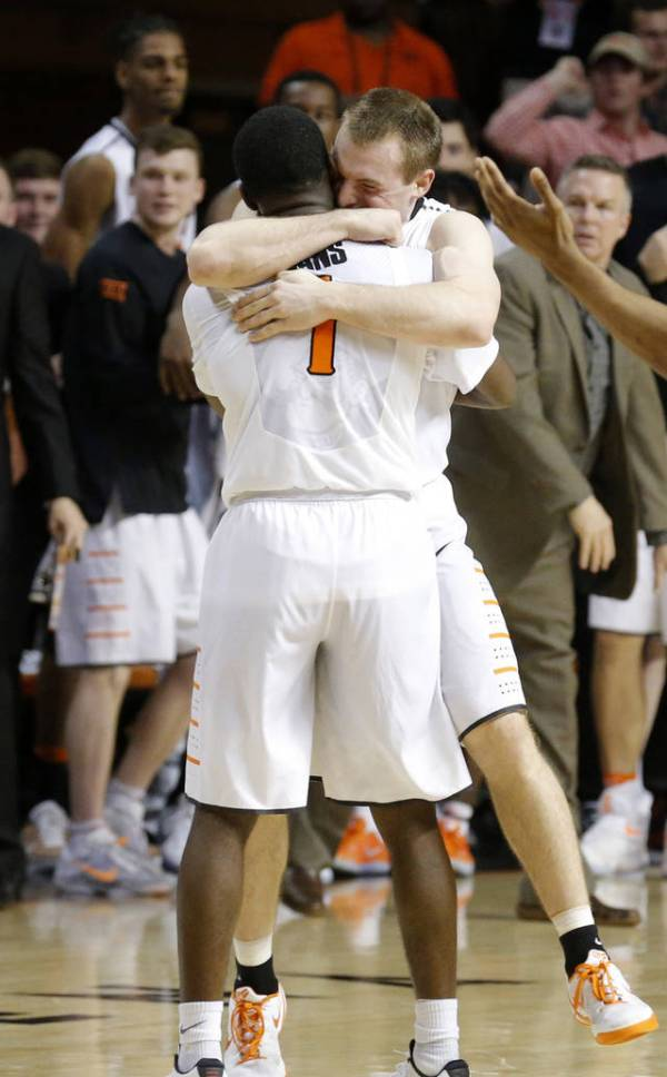 OSU Basketball: Evans catches fire to lead a Cowboy ...