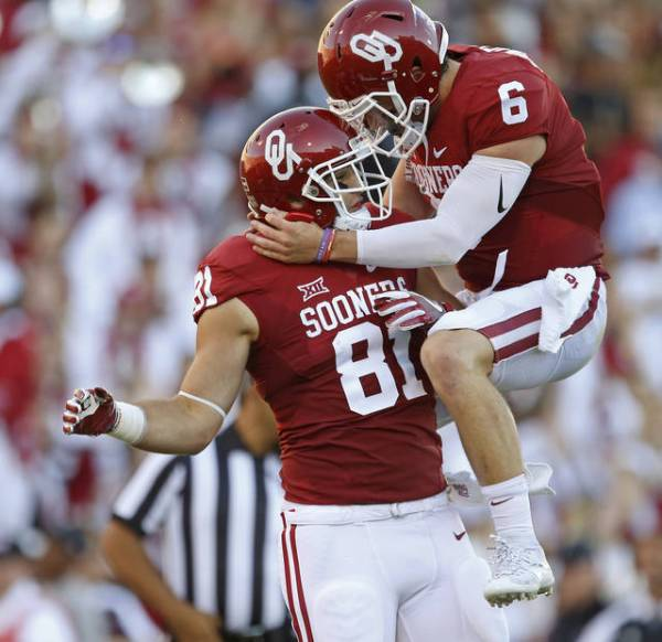 OU football: Baker Mayfield leads Sooners past Louisiana ...