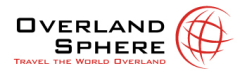 Overland Sphere Overland Travel Information