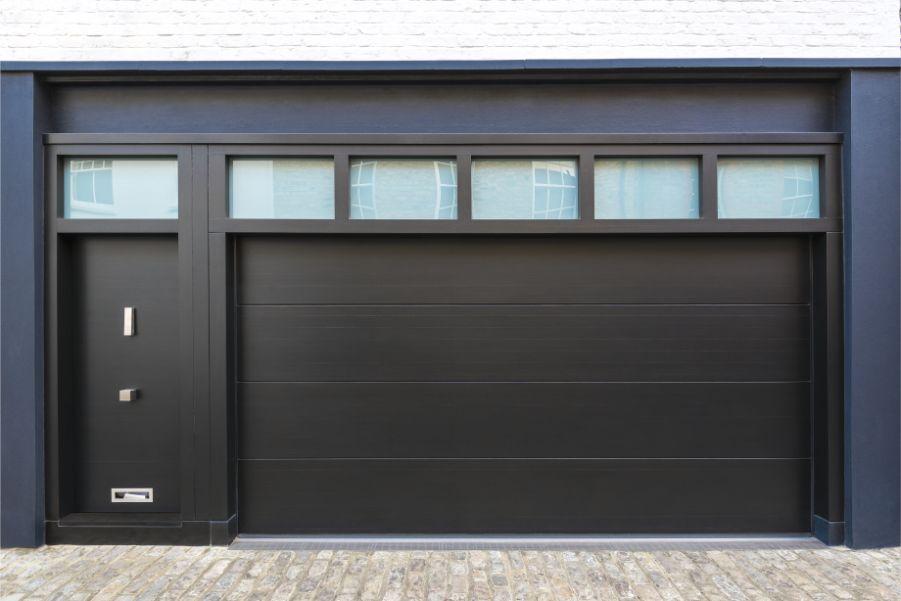 Our 9 Favorite Garage Door Paint Ideas - Paintzen on Garage Door Paint Ideas  id=91853