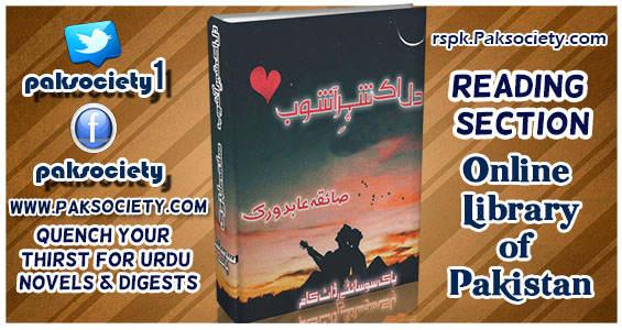 Dil Ek Shehr E Ashoob By Saiqa Abid Virk