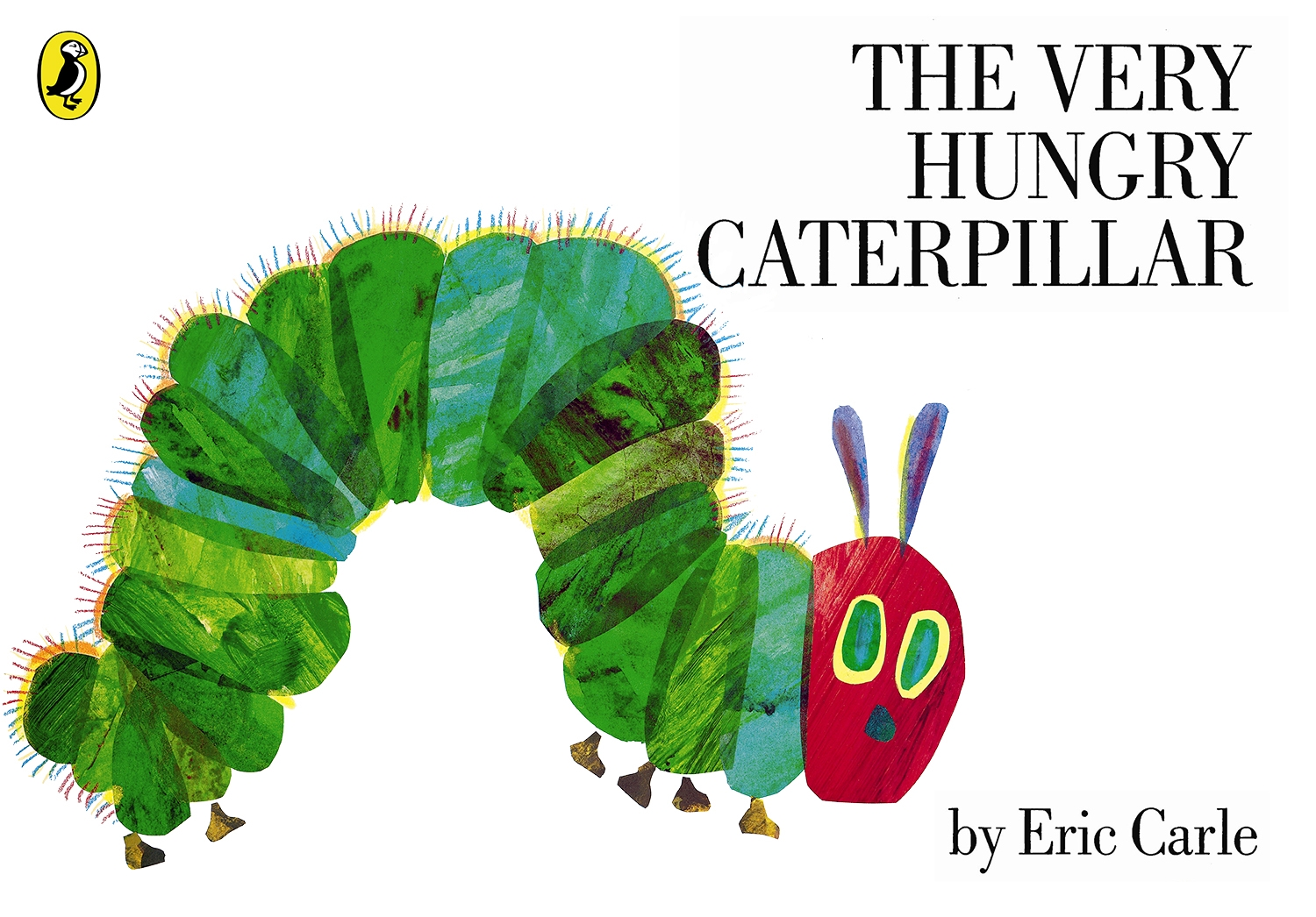 Caterpillar Book Hungry Cover