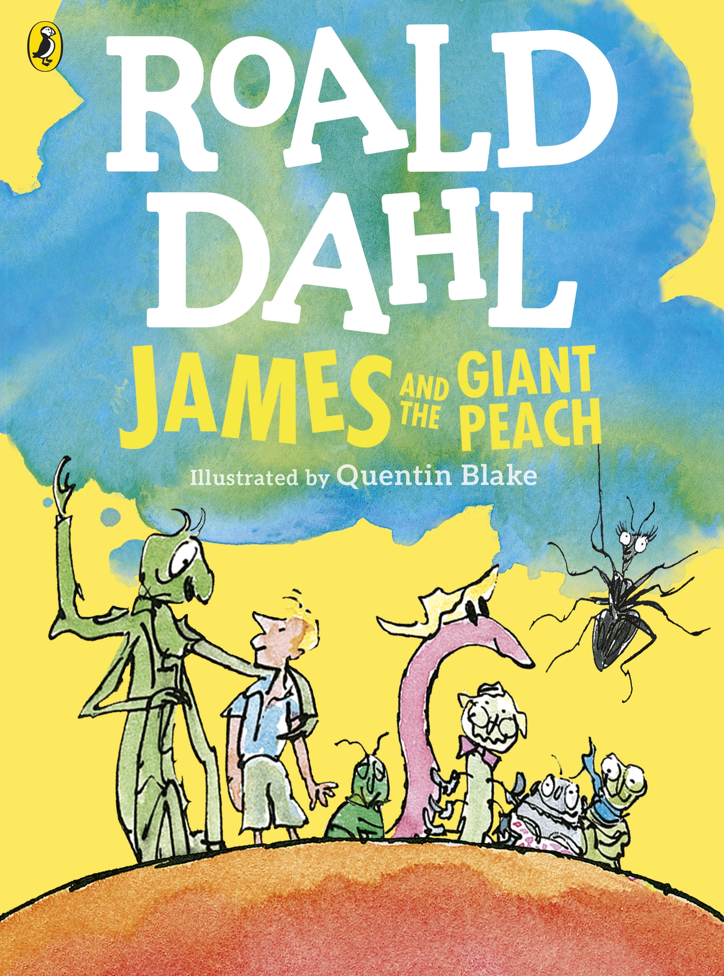 James And The Giant Peach Colour Edn By Roald Dahl