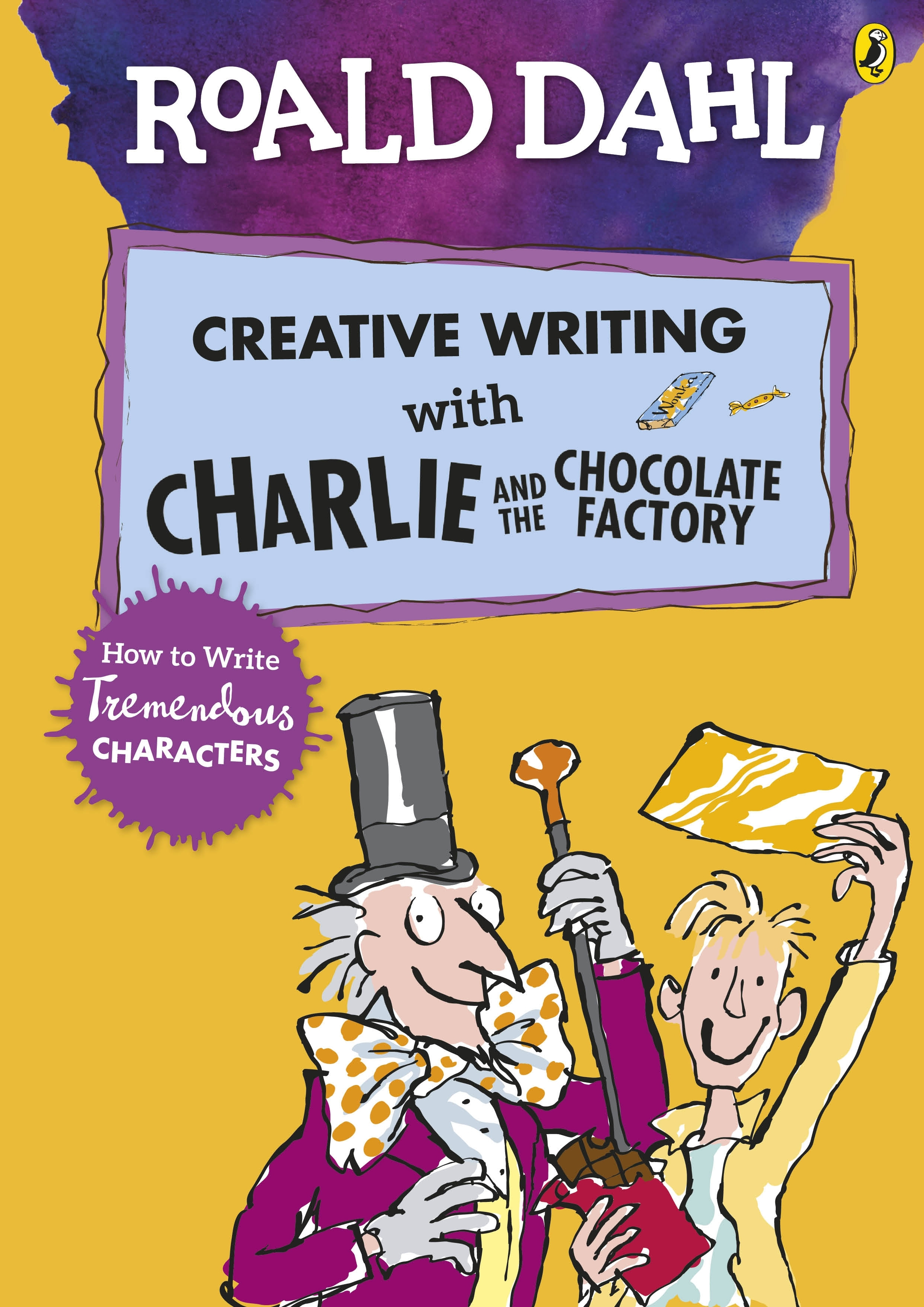 Roald Dahl S Creative Writing With Charlie And The