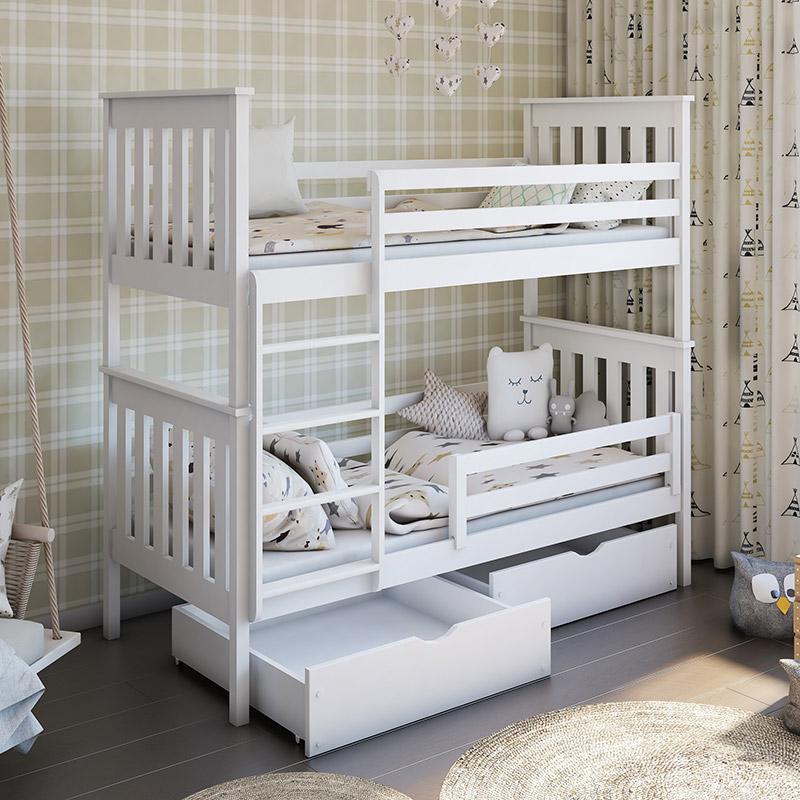 lit superpose bruno pour chambre enfant personnalisable