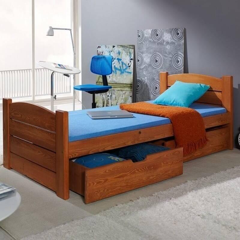 lit enfant roma personnalisable avec tiroirs de rangement