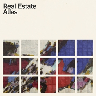 album cover for Atlas by Real Estate