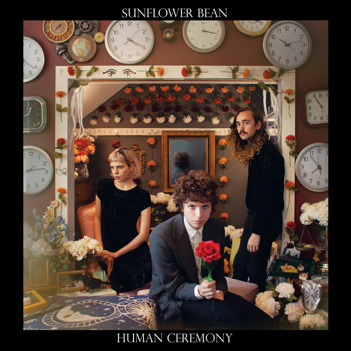 Image result for sunflower bean human ceremony